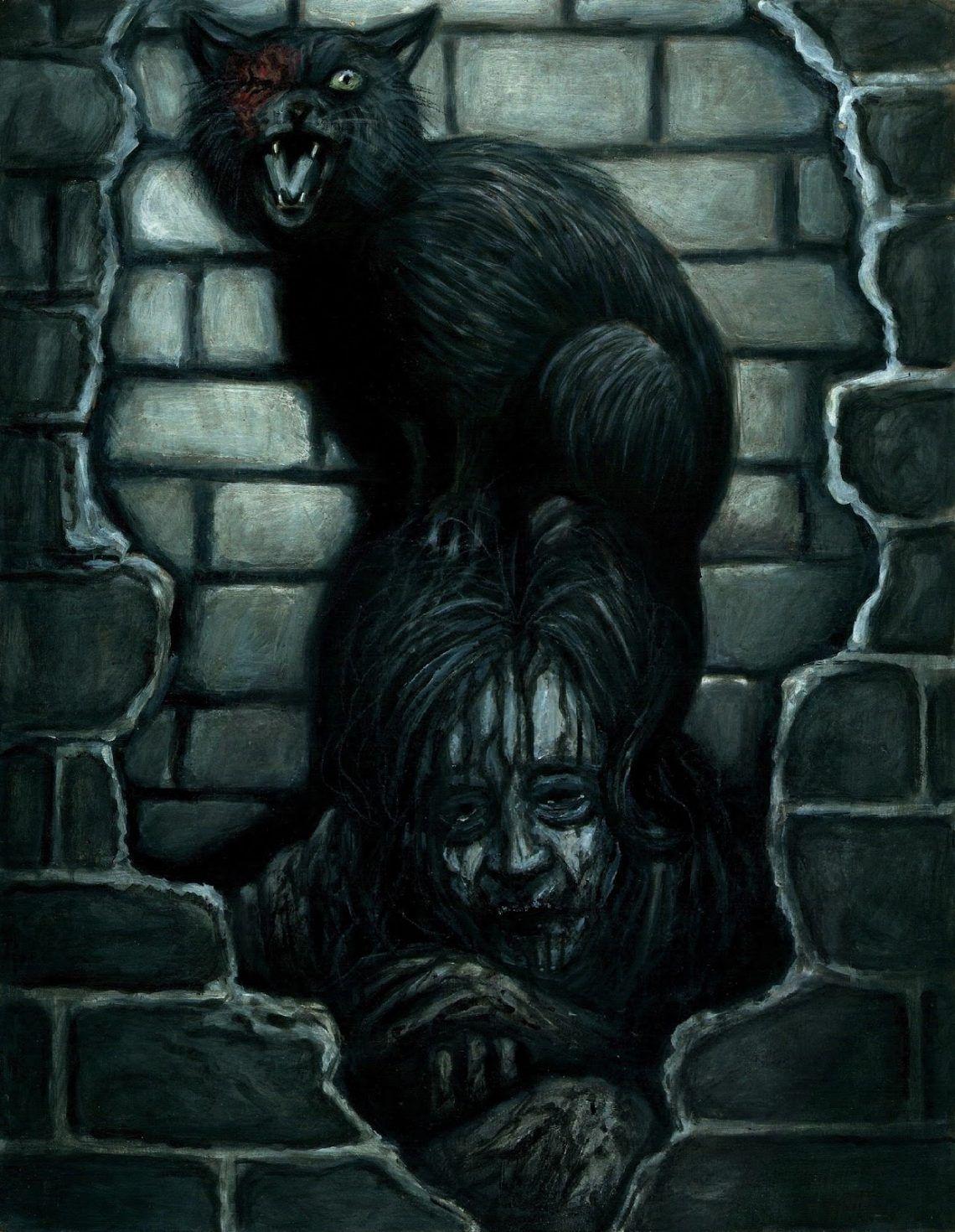 Edgar Allan Poe: El gato negro - Historias de Terror